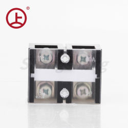 2wegschrauben-örtlich festgelegter Energien-Klemmenleiste-Kasten Tc-60A