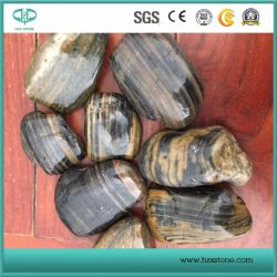 Rivière galets multicolores poli/Pebble/Pebble Stone