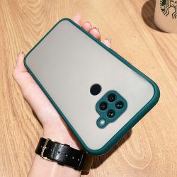 Vente chaude mobile/Cas de téléphone cellulaire pour Red Mi noté 9
