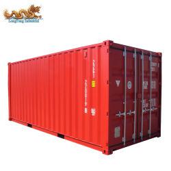 새 및 재고 보유 20ft ISO 건식 화물 배송 컨테이너 판매