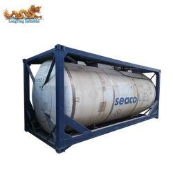 Itco標準316Lは20FT ISOタンク容器を使用した