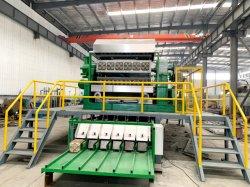 tabuleiro de ovos de papel automático Crate tornando / Impressão de Produção de embalagens Capacidade Machineproduction 500-6000PCS/H