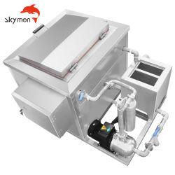 Limpiador ultrasónico industrial para Auto Parts DPF Máquina de limpieza de carbono del bloque del motor con filtro de aceite tanque