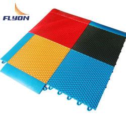 PP Badmiton Cour d'Interverrouillage de tuiles Flooring Sport Flooring Installation facile et rapide pour les sports Multisport