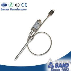Transducteur de pression de fonte de sable pour l'extrudeuse