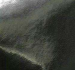 Brillo el brillo, la patente, el diseño del patrón de liberación de la fundición de relieve el papel transfer para cuero sintético