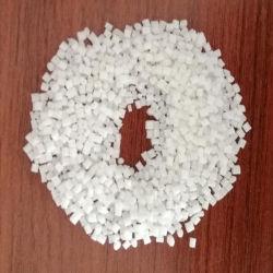 La resina de bioplástico PLA translúcido de pellet de materias primas Plásticos Totalmente Degradables gránulo de nivel de impresión 3D