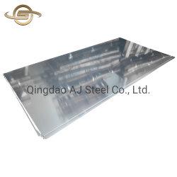Tisco Lisco Jisco 420 430 431 ss plaque en acier inoxydable avec surface Ba
