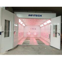 Automobil-Sprüh- und glühender Raum mit Kurzwelle-Infrarotheizungs-Lampen