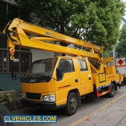 De hydraulische Vrachtwagen van het Platform van het Werk van de Lift van de Ladder van het Heftoestel van de Straal Lucht