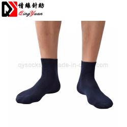 Weichere Breathable Bambusfaser-feste beiläufige Mann-Socken