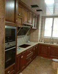 Nuevo lujo Laqueer madera MDF Puerta de armario de cocina