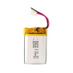 Prijs 502030 van de fabriek 3.7V de Batterij van het Polymeer van het 240mAhLithium voor GPS Drijver