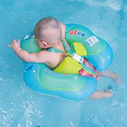 Piscina infantil inflável do Anel do bebé axila acessórios piscina de natação para crianças Flutuante Círculo Duplo Anéis jangada inflável balneares Toy