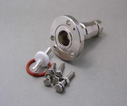 """Coaxial RF 7/8"""" de la brida de EIA Conector para cable alimentador de 1/2"""" de un cable Ldf4-50"""
