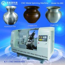 Mini automática de Fiação Metal CNC torno mecânico (comerciais 680B-11)