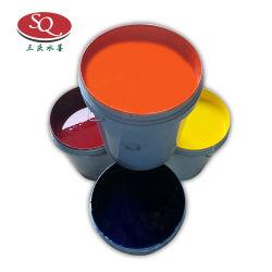 Tinta de impressão flexográfica para caixa de papelão ondulado e Papel Kraft