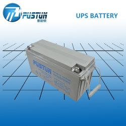 SLA Pustun Deep-Cycle descarga profunda 12V150ah Bateria de chumbo-ácido para sistema de UPS