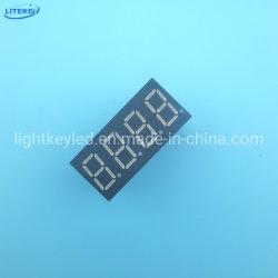 0.32 дюйма четыре цифры 7-сегментный светодиодный дисплей с RoHS от производителя