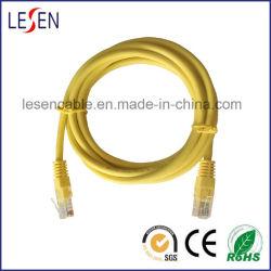 Parche Cat5e Cables UTP/FTP/SFTP, cobre o CCA o conductor CCS
