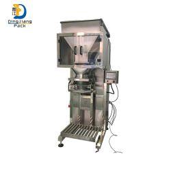 Semiautomáticos 20kg grânulos de alimentação da máquina de embalagem PLC Sistema de Controle