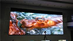 Piscina P2.5 HD P2 P3 LED Fullcolor Visor de publicidade para a sala de reuniões/Hotel/Shopping Mall/Vendas Desenvolvedor / Aeroporto Municipal Video wall de televisores LED cartazes