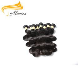 Uno de los donantes las materias de la cutícula del cabello sin procesar alineados Proveedores