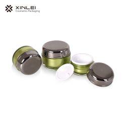 Comercio al por mayor lujo personalizadas 15g 30g 50g envases cosméticos cremas faciales cosméticos Cuidado de la piel suero conjuntos de botella