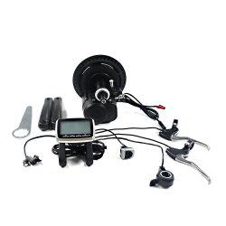 Uitrusting van de Fiets van de Fiets van de Motor van de Aandrijving van de Sensor van de Torsie van Greenpedel 36V 250W 350W de MEDIO Elektrische