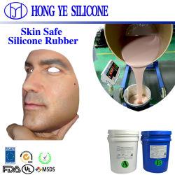 Silicone liquido per la fabbrica della gomma di silicone della FDA RTV-2 del pezzo fuso di vita