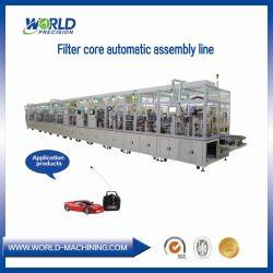 Produire de la ligne de la batterie d'équipements de soudage machine d'emballage Ligne de Montage de la coupe du papier