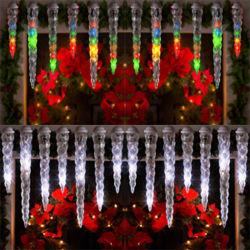 أكريليك آيس سيلاغايتي LED خيط ضوء لزينة عيد الميلاد