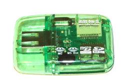 한세트 지원 TF SDHC SD MMC M2 카드 판독기