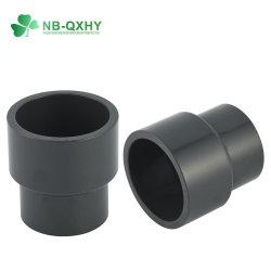 Dn150*100 Pn16 Tubo de plástico de PVC Montaje reductor de agua de riego