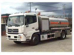 8 Tonnen 10cbm Dongfeng DFAC Kraftstoff-Anlieferungs-Becken-LKW-für Hubschrauber-Luftfahrt
