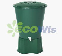 kit di plastica del basamento del separatore del colpetto di estremità di acqua del giardino 250L (HT5481)