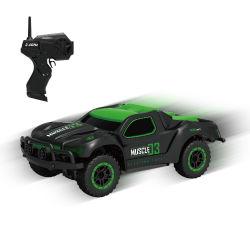 Juguete de Navidad 1\: 43 4WD de 2.4G de escala pequeña Rem0Control te Stunt recargable de alta velocidad del vehículo Coche RC 2019 para niños