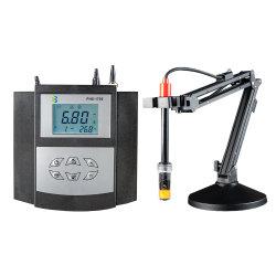 중국 제조국 디지털 실험실 pH/온도 측정기