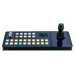 Controlador 3D Avlink RS485 Câmara IP PTZ Pelco Teclado do Controlador com visor LCD