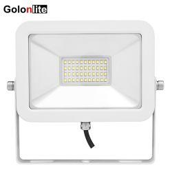 مصباح الغمر الخارجي المقاوم للمياه من الألومنيوم CE 50 واط 30 واط، 20 واط، إضاءة LED