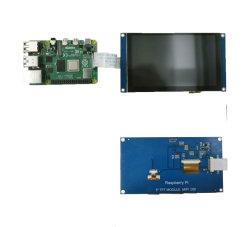 Revêtement AG 5.0 pouces écran TFT LCD écran RVB/LVDS vers Mipi dsi se connecter directement à la framboise Pi