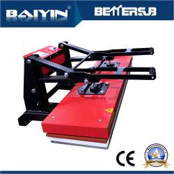 승화 기계를 인쇄하는 25*100cm 큰 체재 방아끈 열 압박 기계 방아끈 로고