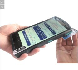 جهاز Mobile Smart POS Machine Swipe Chip Contextless All in One المتكامل