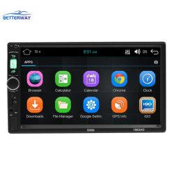 2 des LÄRM Auto-Stereo-MP5 Spieler-7 des Zoll-HD Spieler Touch Screen Bluetooth USB-Zusatz Radiogerät-Auto-der Media-MP5