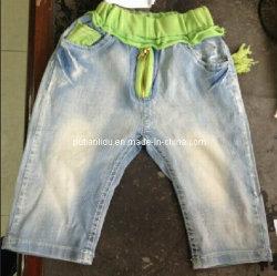100% coton Fashion nourrisson Jeans Pantalons Demin du bébé (DGC2013-01)