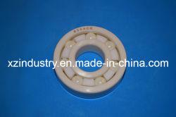 Rodamiento de bolas de cerámica de 6305 (25mm*62mm*17mm) Cojinete de bolas