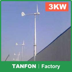 De nieuwe Elektrische Turbine Van de Start generator 300W Lage Hoge Efficiënte van de Wind