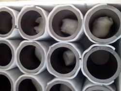 Densité granulométrique 1.91g Tube graphite pour coulée continue horizontale