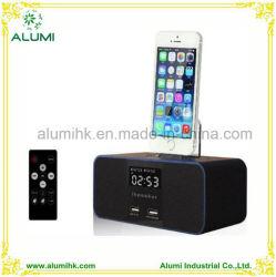 Hotel Digital Bluetooth multifuncional Reloj Despertador Reproductor de la estación de acoplamiento