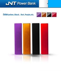 Novo Design de Moda Batons Banco de Energia Portátil PB003